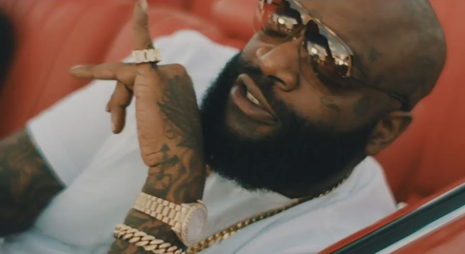 Rick Ross - Trap Trap Trap ft. Young Thug, Wale