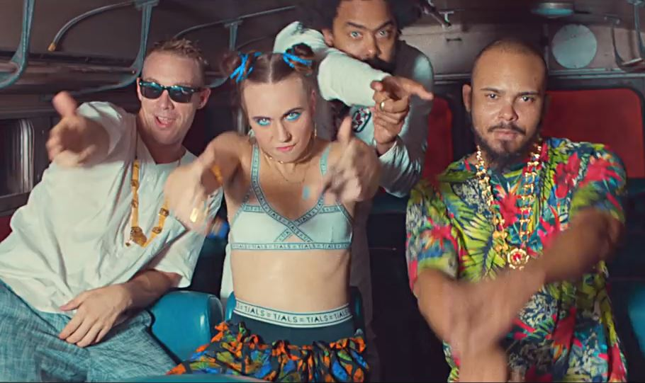 Major Lazer & DJ Snake - Lean On (feat. MØ)
