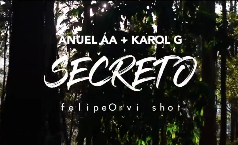 Anuel AA, Karol G - Secreto