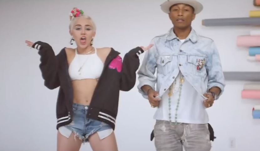 Pharrell Williams - Come Get It Bae feat. Miley Cyrus