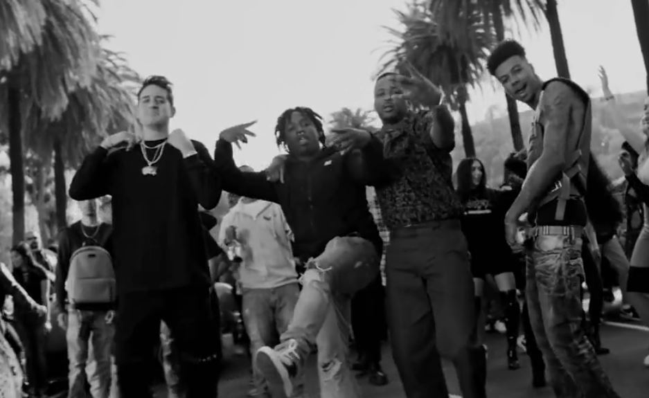 G-Eazy, Blueface - West Coast ft. ALLBLACK, YG