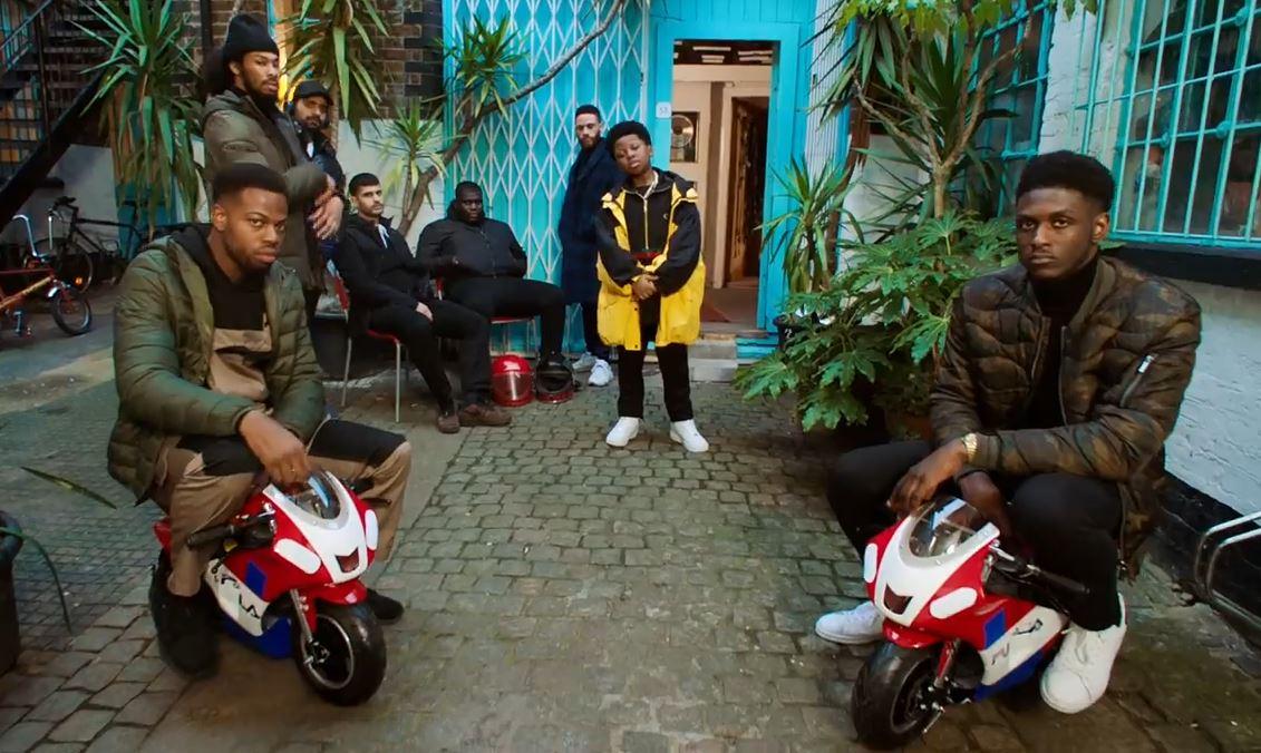 Wiley, Sean Paul, Stefflon Don - Boasty ft. Idris Elba