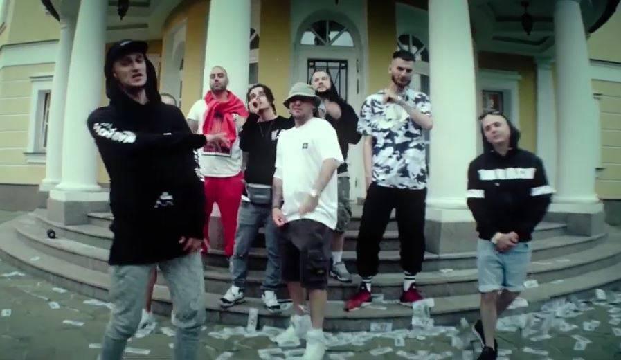 GUF, SLIMUS (Slim), Rigos, Kitoboy, Gunz x Deemars, C4, DJ Cave & Shenko Nashinal - Знаем ходы