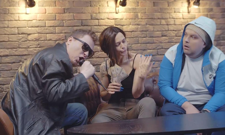 MC Хованский - Дисс на Инстасамку