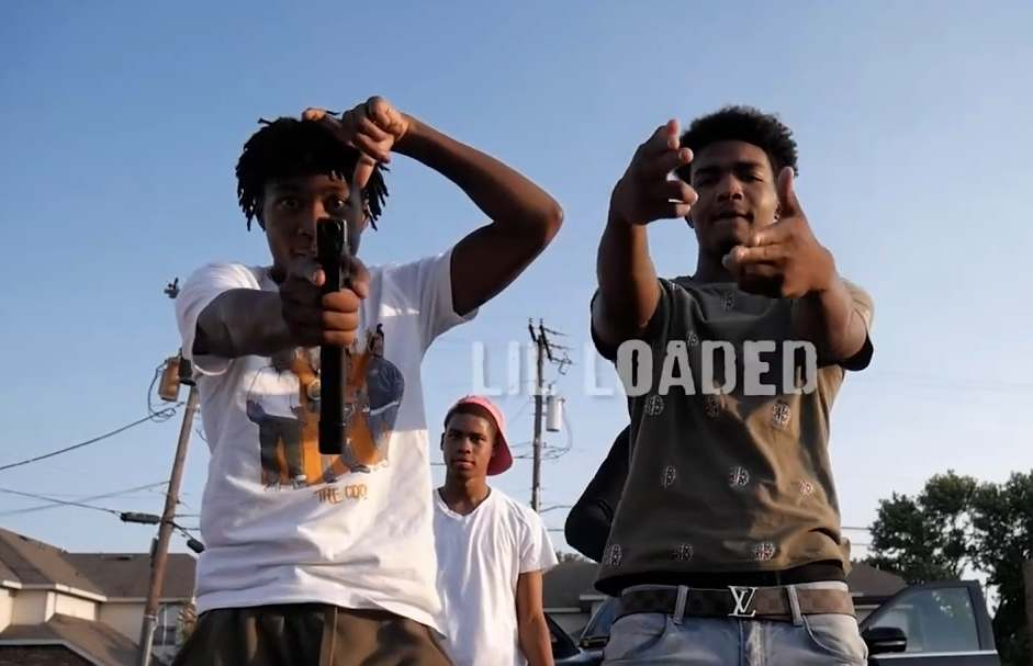 Lil Loaded - Gang Unit