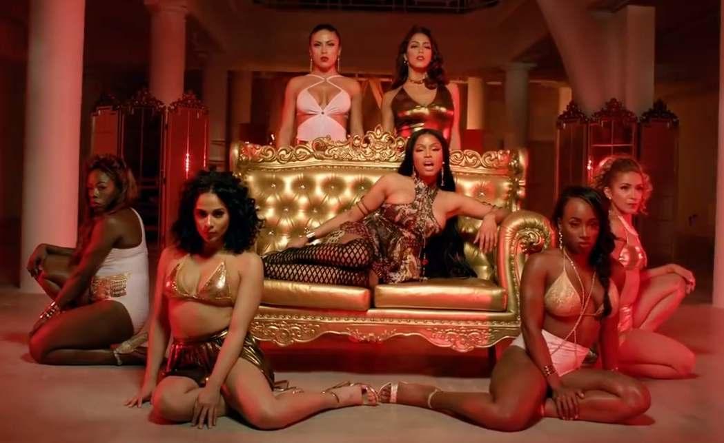 David Guetta ft Nicki Minaj & Lil Wayne - Light My Body Up