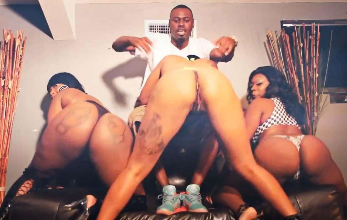 Treal Lee ft. Prince Rick, Boyd and Big Smooth - Booty Crack