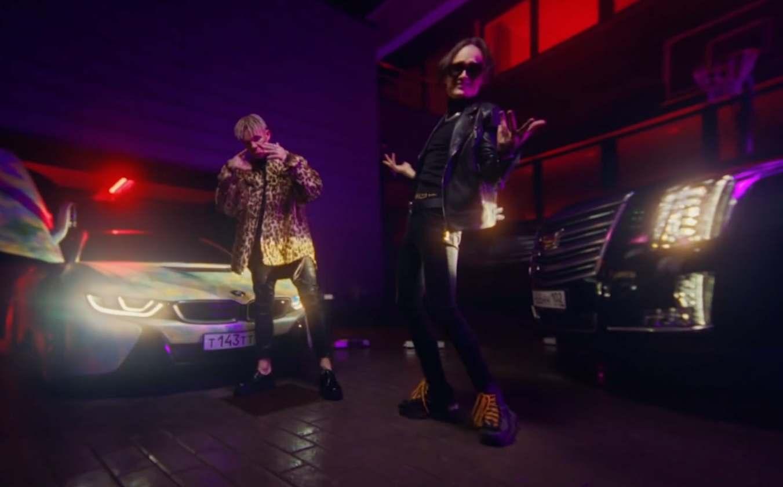 MORGENSHTERN & Элджей - Cadillac
