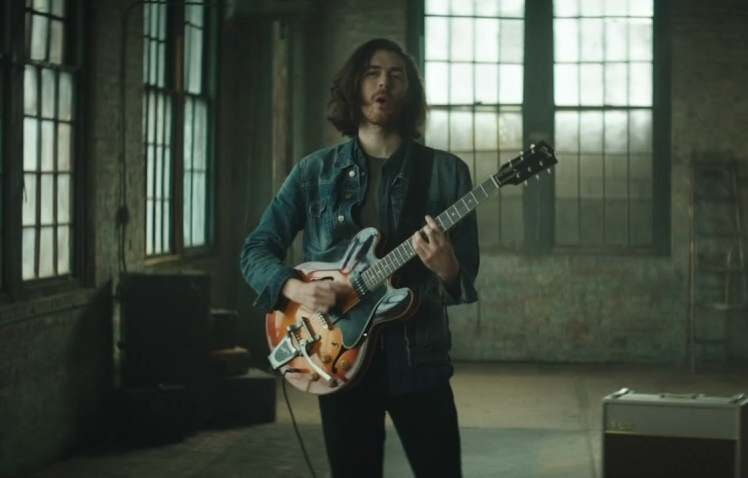 Hozier - Almost (Sweet Music)