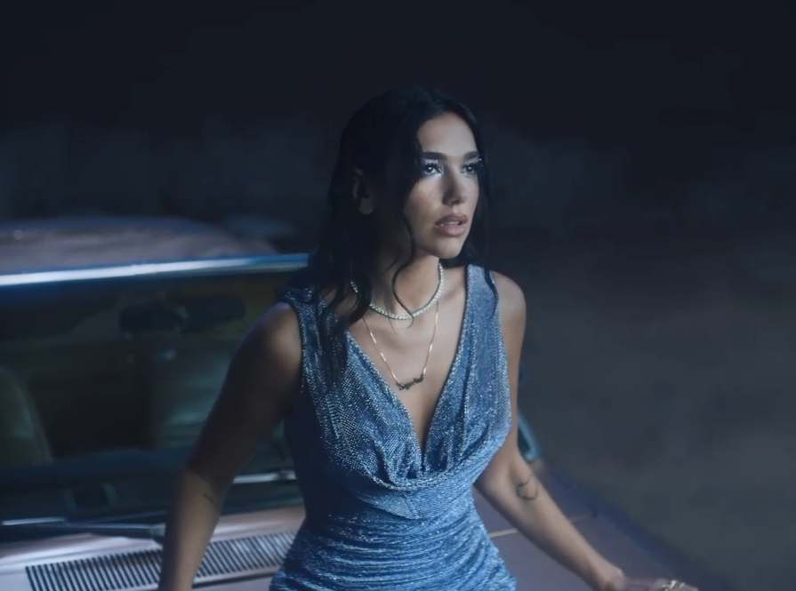 Dua Lipa - Levitating Ft. DaBaby