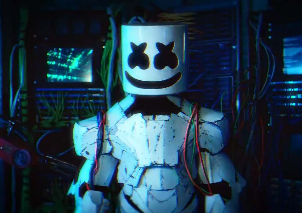 Marshmello x Imanbek (Ft. Usher) - Too Much