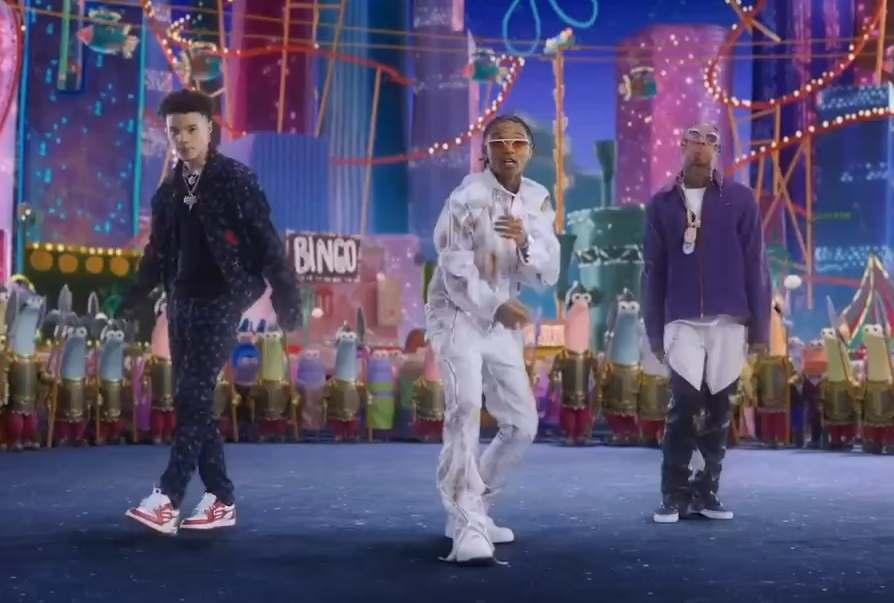 Swae Lee, Tyga, Lil Mosey - Krabby Step