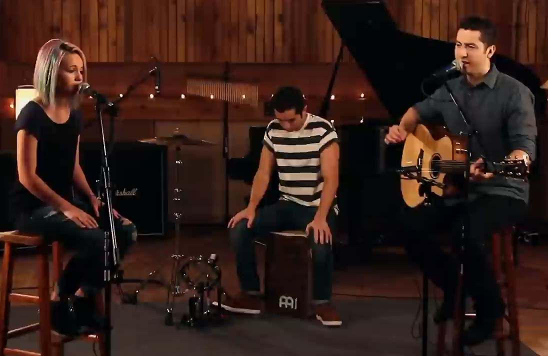 We Can't Stop - Miley Cyrus (Boyce Avenue feat. Bea Miller cover)