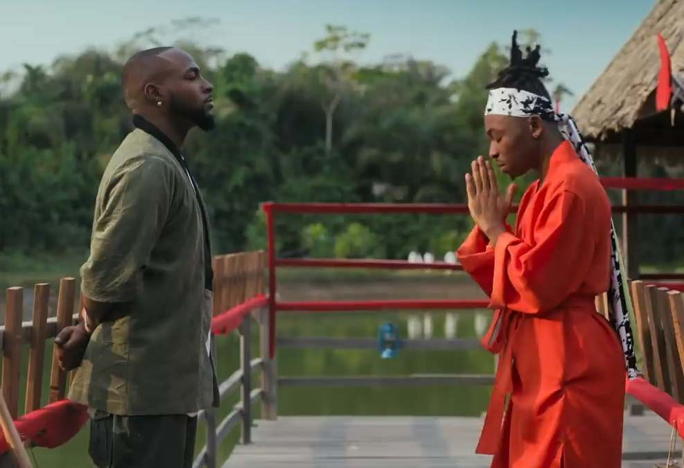 Davido - The Best ft. Mayorkun
